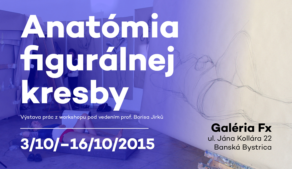 Workshop Anatomy Of Figural Drawing 2015 Faculy Of Fine Arts