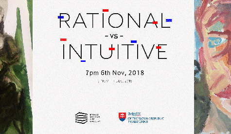 Výstava: Rational vs Intuitive