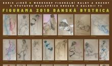 Workshop figurálnej kresby 2019