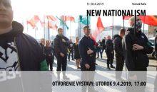 Výstava: Tomáš Rafa - New Nationalism