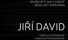 Výstava: Jiří David