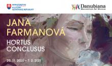 Jana Farmanová - Hortus Conclusus