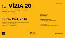 Výstava: Re-vízia 20