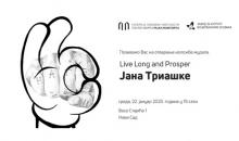 Výstava: Ján Triaška - Live Long and Prosper