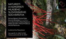 Výstava: Naturisti a humoristi mladého slovenského sochárstva
