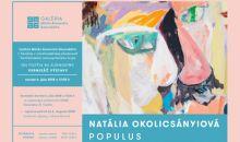 Výstava: Natália Okolicsányiová